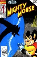 Marvel Comics' Mighty Mouse #1