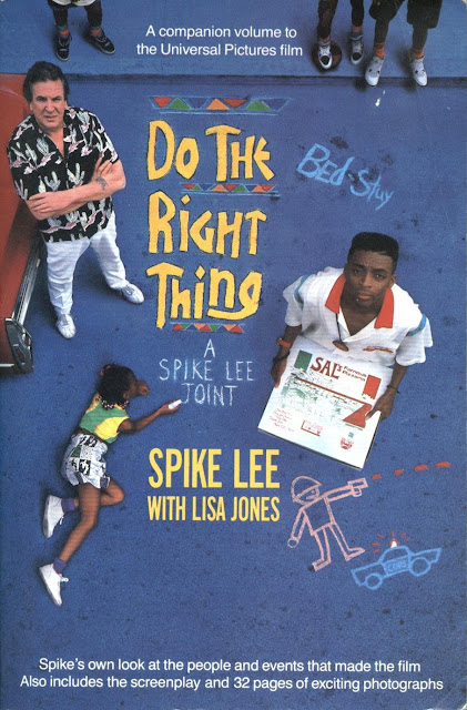 Fireside Books' Do the Right Thing cover