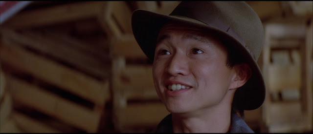 Dennis Dun as Wang Chi in Big Trouble in Little China