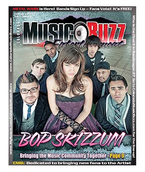 Colorado Music Buzz February  2011