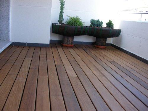 Lloes suministros al profesional s l tarima de madera - Tarimas de madera para exterior ...