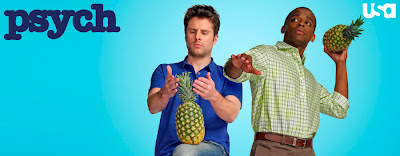 "Psych 5x11:""In Plain Fright"" (Subs español)"