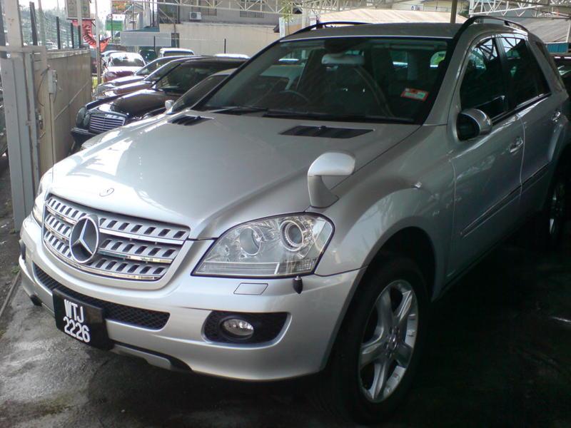 Daniel star for sale 17 8 2010 mercedes benz ml350 for Mercedes benz 2006 ml350