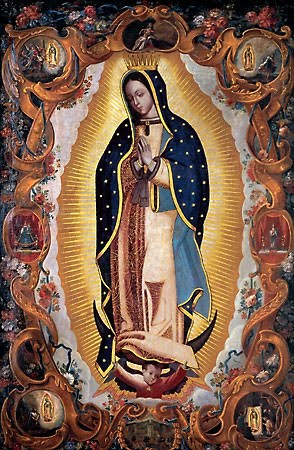 The Virgin Guadalupe