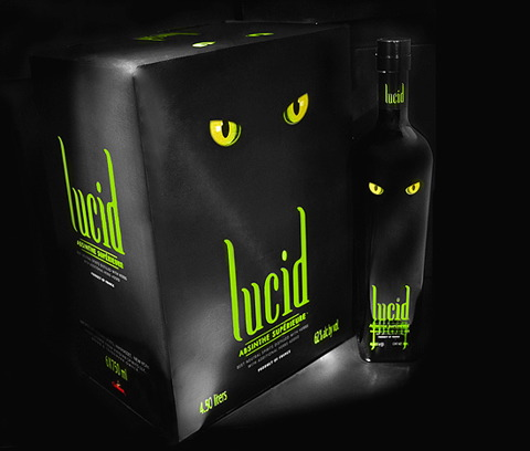 Lucid Absinthe Holiday Gift Pack  Review