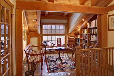 timber frame library