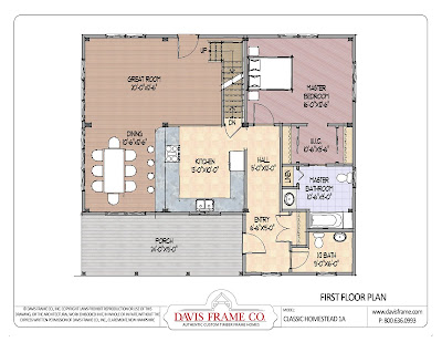 Homestead floor plan 1