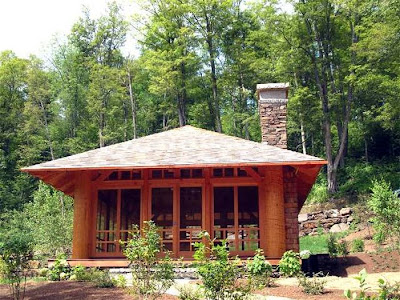 How To Build A Gazebo Or Pavilion - 12 Free Plans