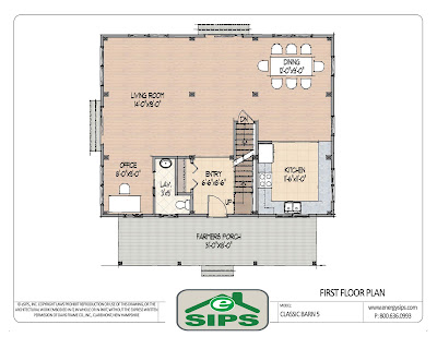 Panel home plans floor plans for Sip house plans