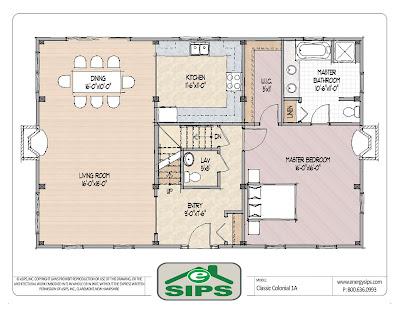 virtual magazine: white house floor plan