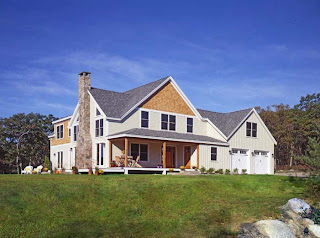 timber frame home plan