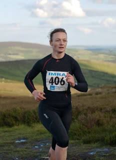 Mountain running Ireland Moire O Sullivan