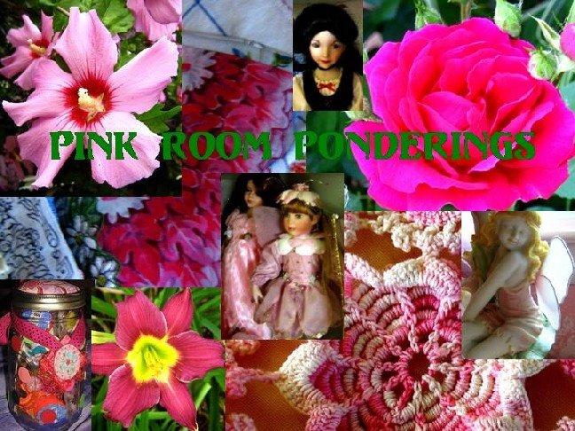 Pink Room Ponderings