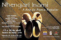 Show Nhengarí Inami - A Arte do Poeta Popular