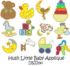 Baby Appliques