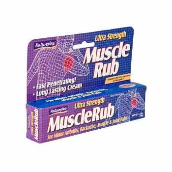 What is the best muscle rub cream