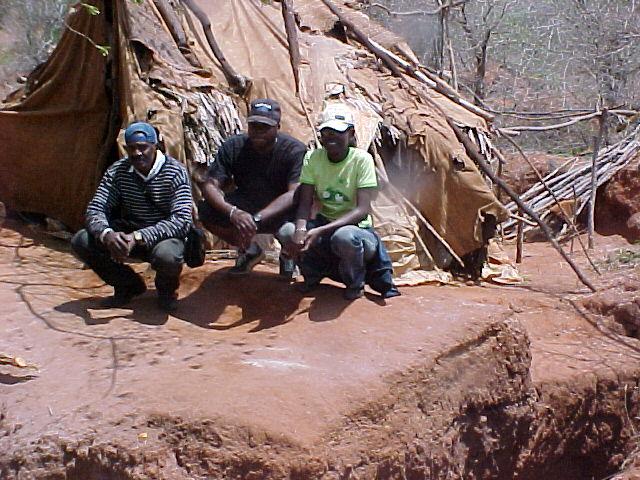 Wilderness Mining Camp
