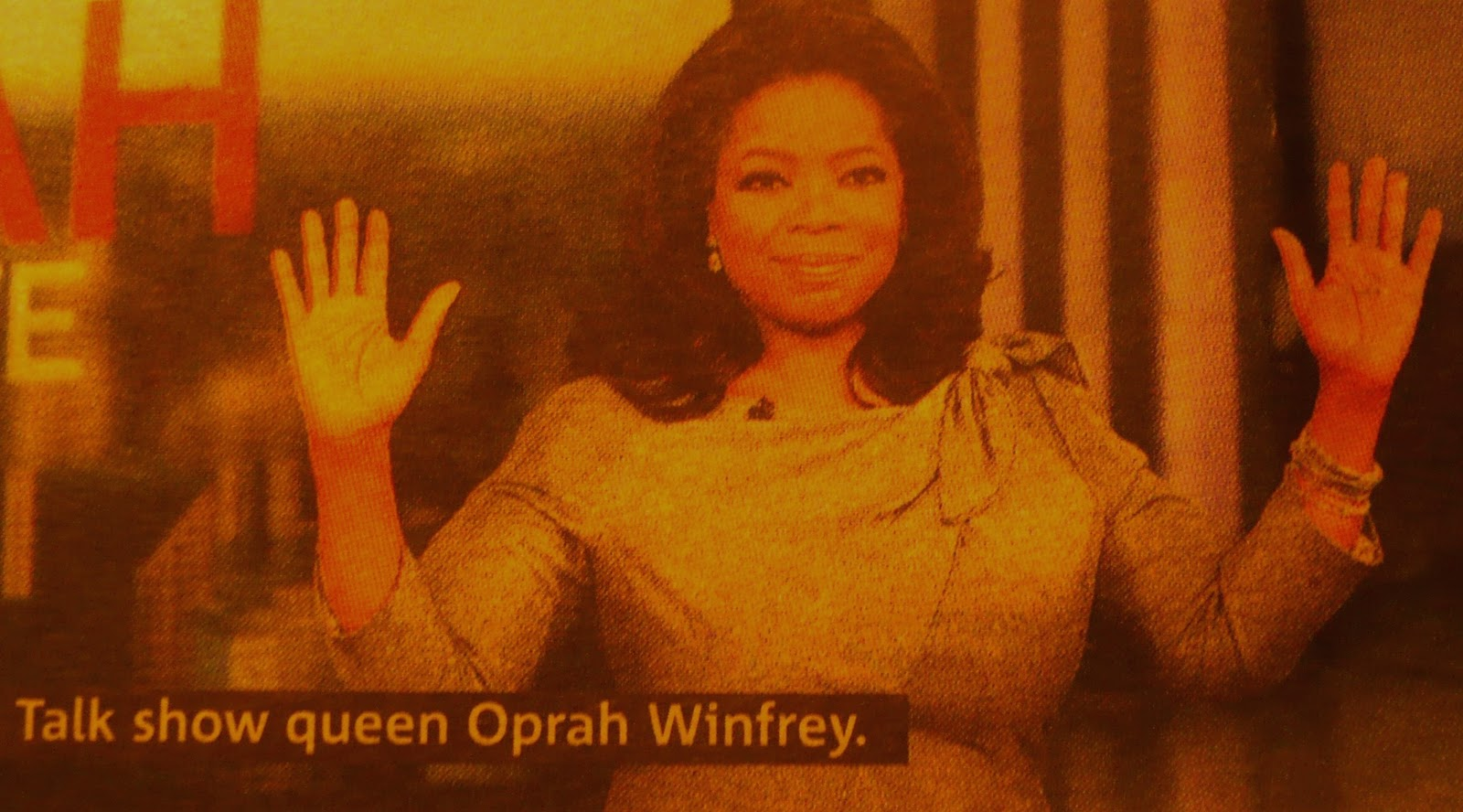 Oprah makes occult symbol for two minutes on the oscars blog globs buycottarizona Images