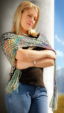 Super Wave shawl