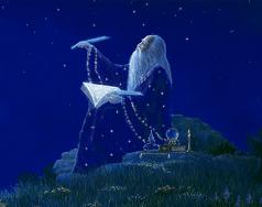 Mi amigo el mago Merlin