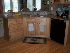 After the counter remodel !