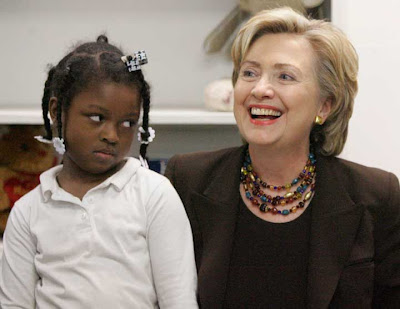 hillary clinton young age. One Young Black Future Voter