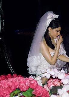 haifa wahbi soiree de  mariage