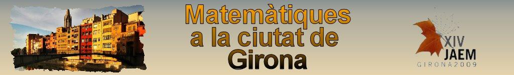 Matemàtiques a la ciutat de Girona