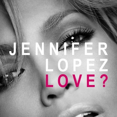 Jennifer Lopez Love FanMade Album Cover
