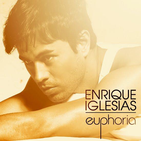 Enrique Iglesias - Euphoria (FanMade Album Cover)