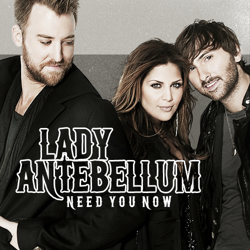 lady antebellum need you now album cover. Lady Antebellum - Need You Now