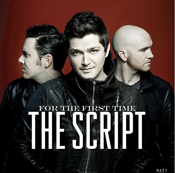 Album Cover The Script. The Script - For the First