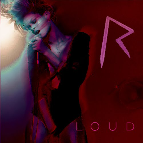 rihanna loud album picture