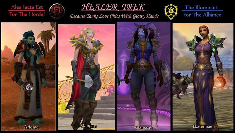 Healer Trek