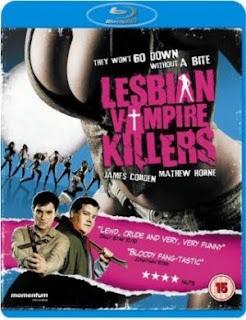 Poster Matadores de Vampiras Lesbicas BRRip RMVB Dublado
