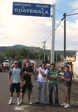 SANTA CRUZ YA ESTA EN GUATEMALA