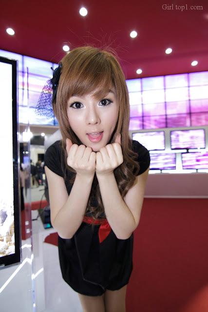 Hwang Mi hee WIS 31 Hwang Mi Hee – World IT Show 2010