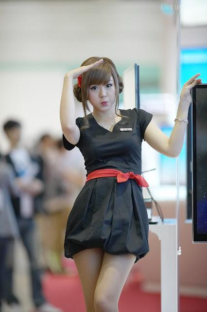 Hwang Mi hee WIS 41 Hwang Mi Hee – World IT Show 2010
