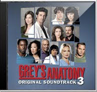Grey's Anatomy - OST Vol. 3 [2007]