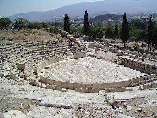 Teatro de Dioniso, Atenas