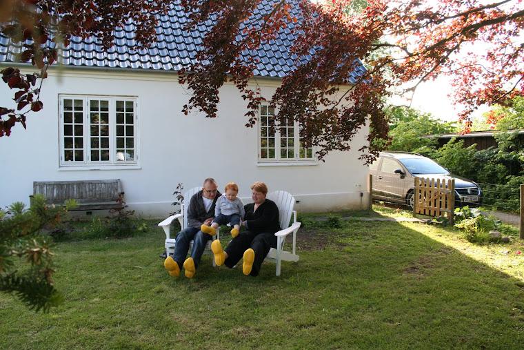 Een beetje Holland in Denemarken...
