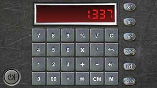 MetalCalc2 for Symbian S60 5th Edition