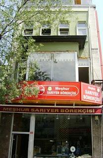 Sariyer Borekcisi