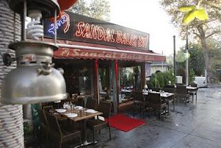 yenikoy-sandal-balik restaurant