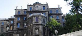 Ζάππειον, Κωνσταντινούπολη