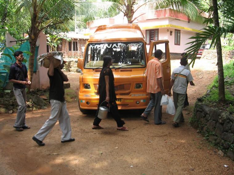 Thodupuzha - Manakkadu