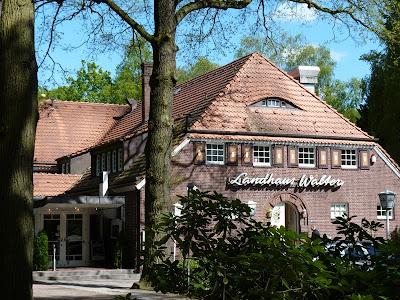 Stadtpark Hamburg, Restaurant, Landhaus Walter