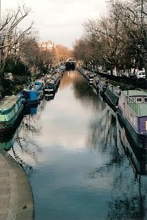 Regent's Canal near Little Venice
