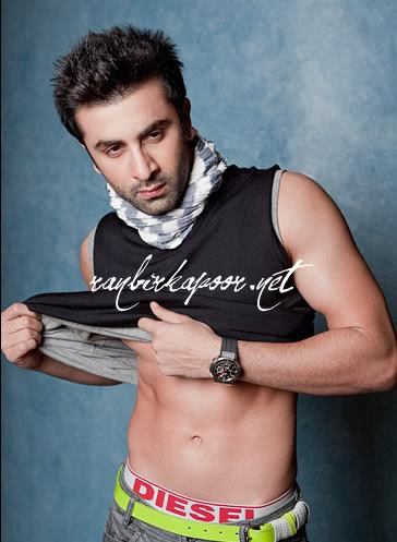 ranbir kapoor hairstyle. Ranbir Kapoor new photoshoot