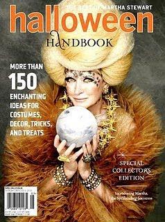 I always get Martha's Halloween Magazine